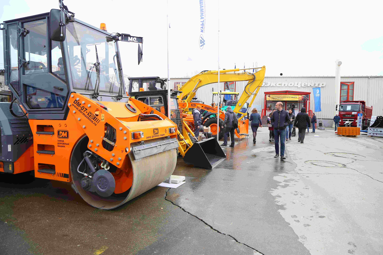 Специализированная выставка транспорта, дорожногостроительства, дорожно-транспортной техники и оборудования начнет свою работу 14 апреля