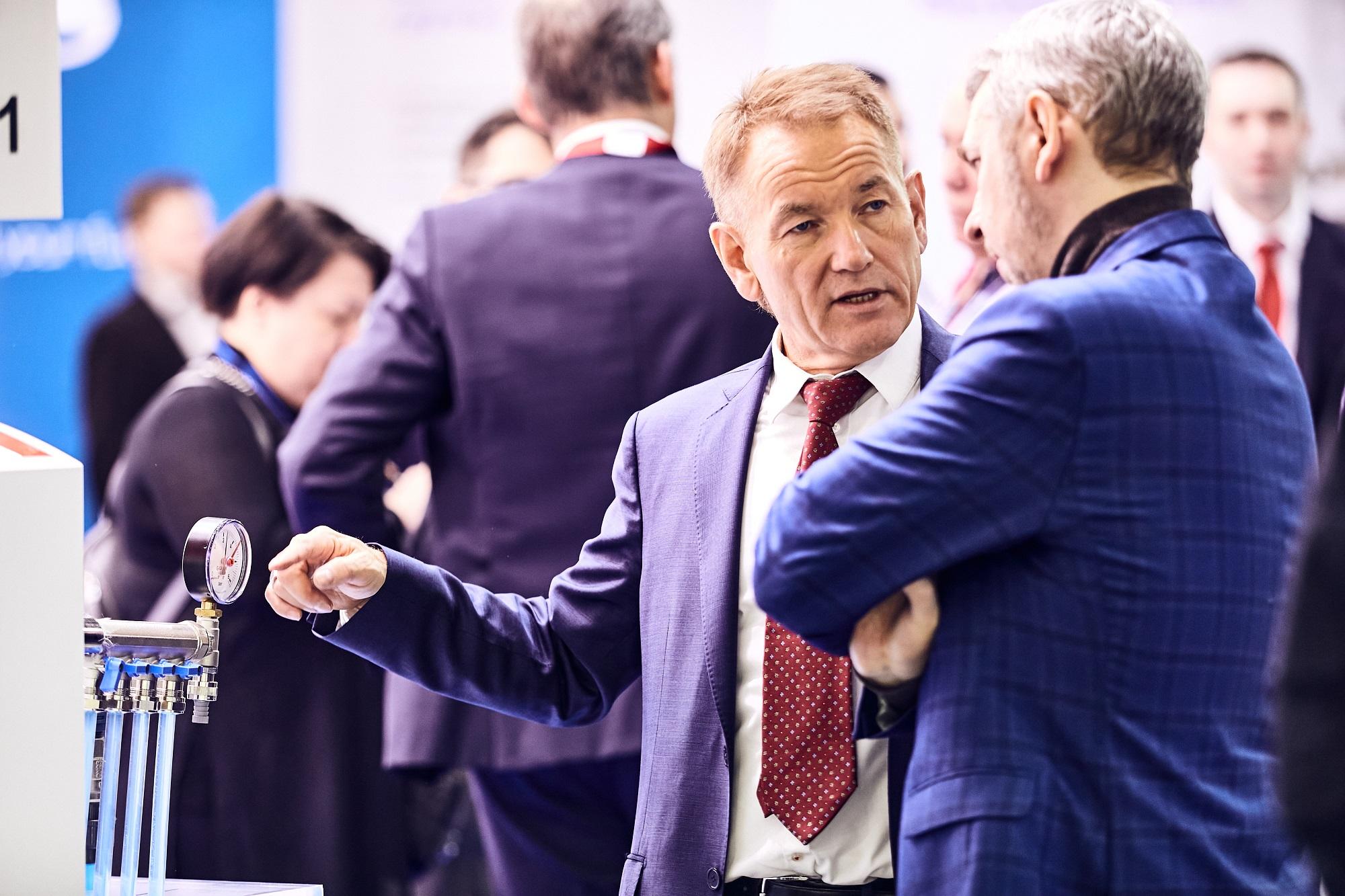 Отчет выставки Aquatherm Moscow и планы на 2021 год