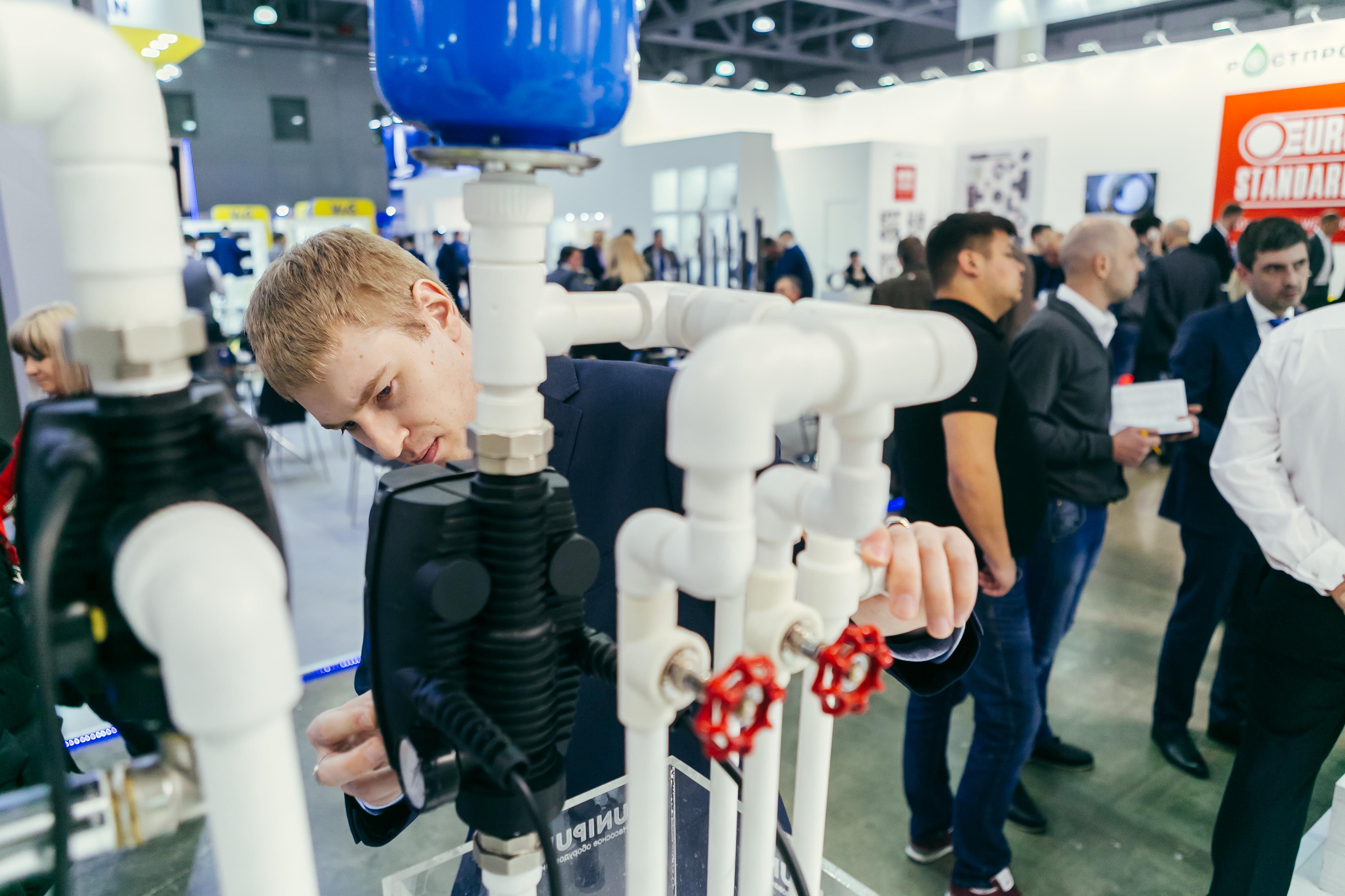 Интересуетесь новинками оборудования для отопления и водоснабжения, нужны новые поставщики? Aquatherm Moscow 2020 – ответ на все ваши вопросы